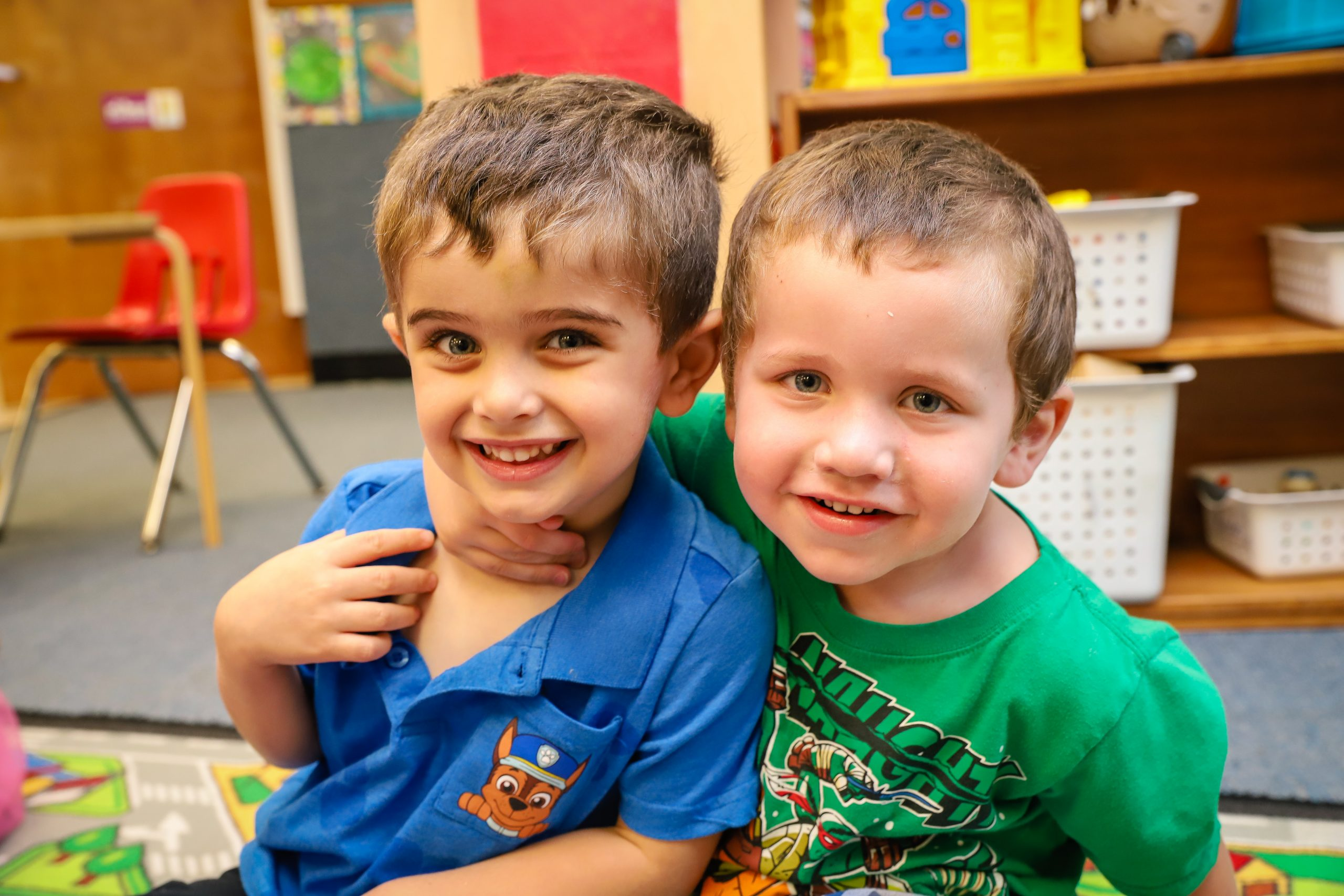Make friends and have fun at our Austin and San Antonio Childcare Centers