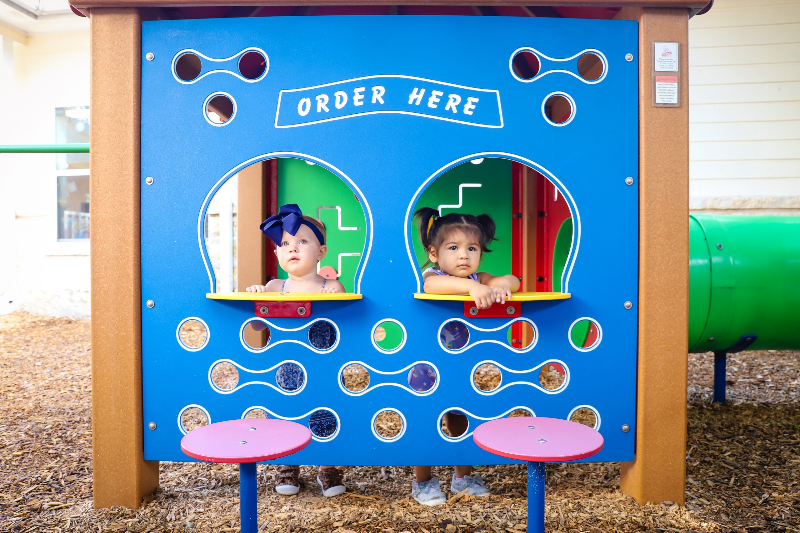 Fun toddler safe play areas