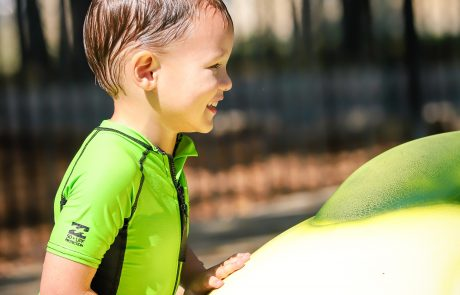 The Country Home Waterpark is designed with children's safety as our top priority