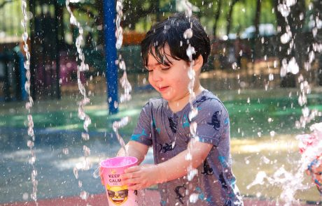 Our San Antonio and Austin Texas Waterpark and Splash Pad