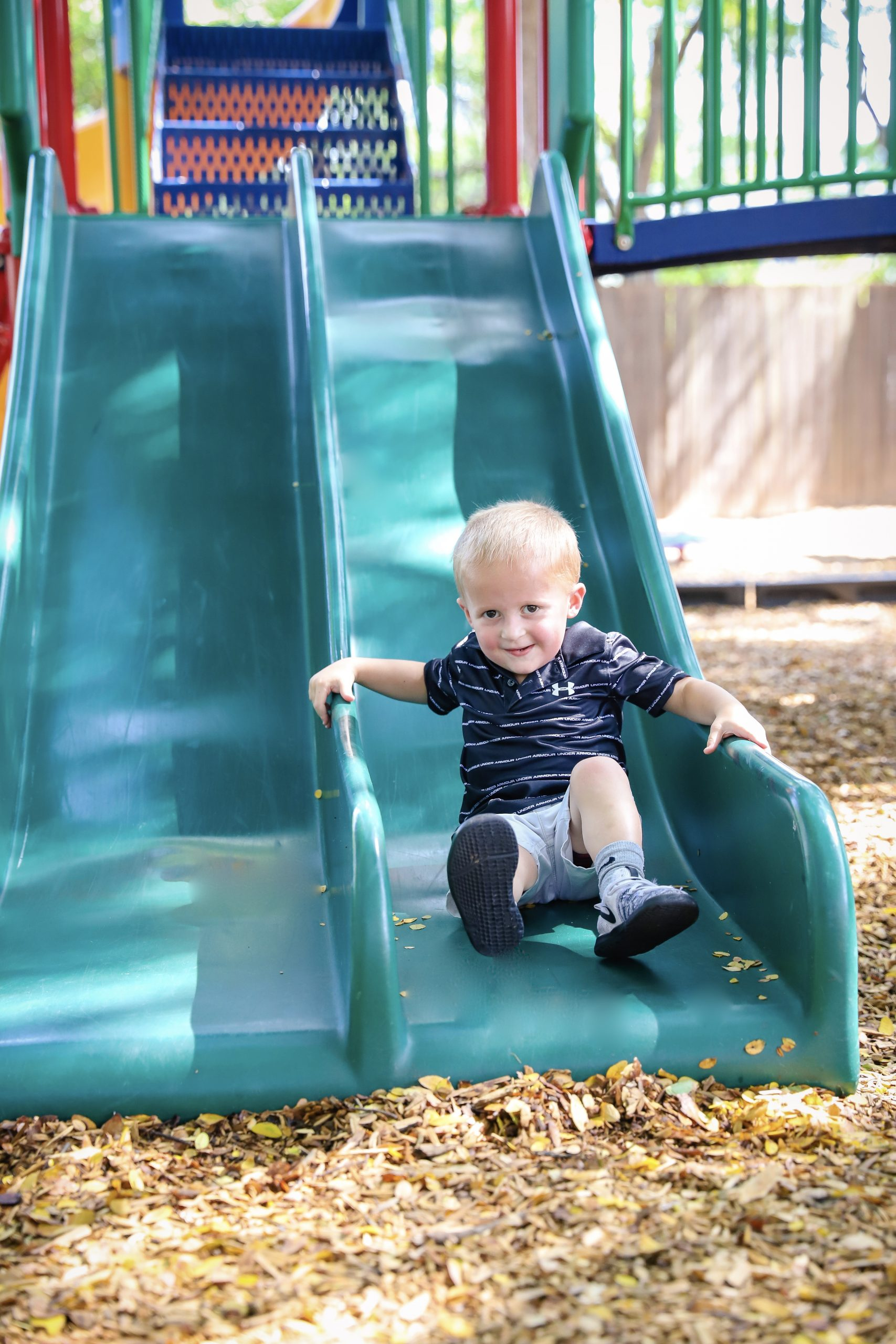 Safe and fun outdoor playgrounds in Austin and San Antonio