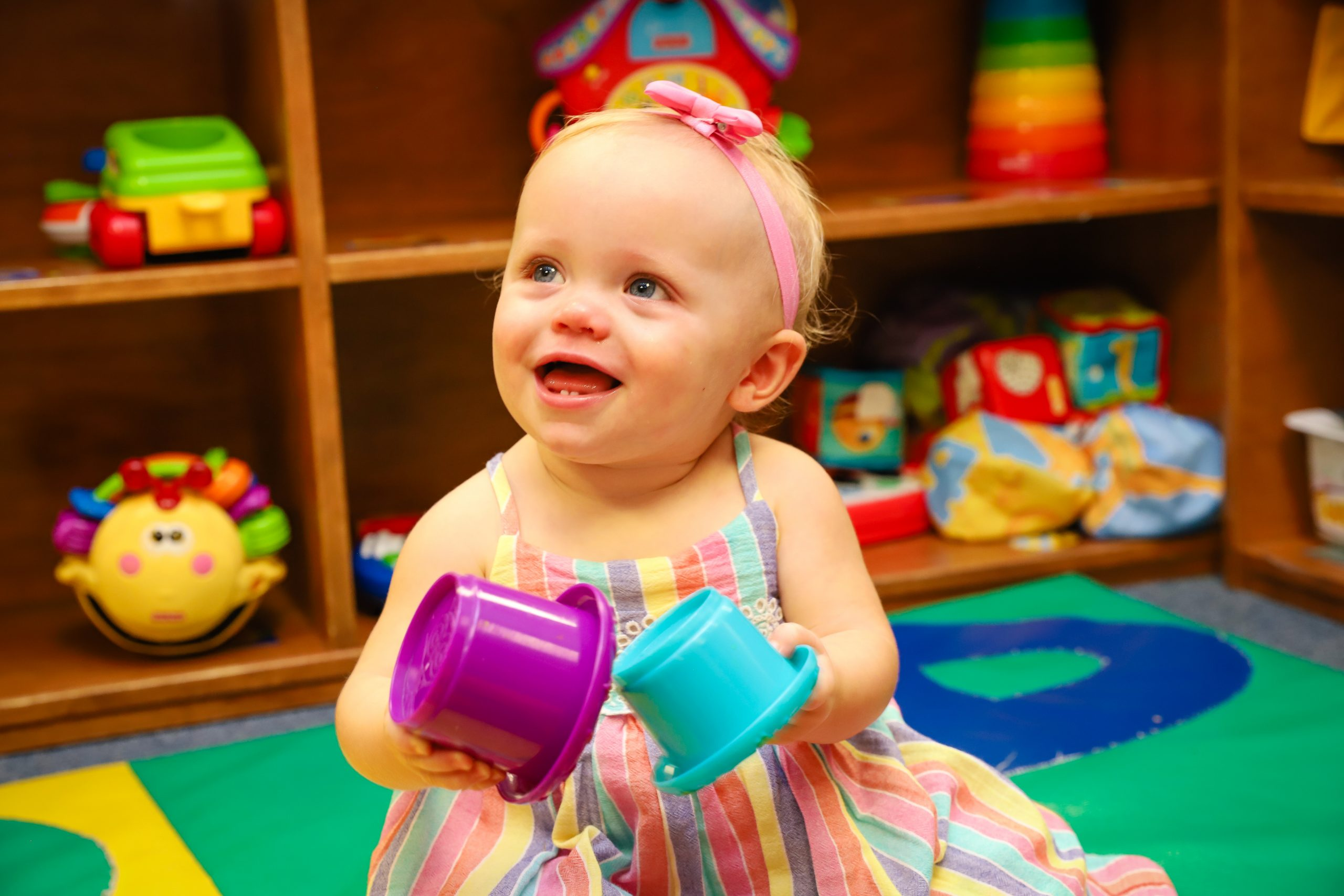 Infant and Toddler Care in San Antonio and Austin