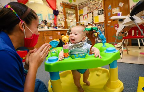 San Antonio and Austin Texas Professional Infant and Toddler Care Services