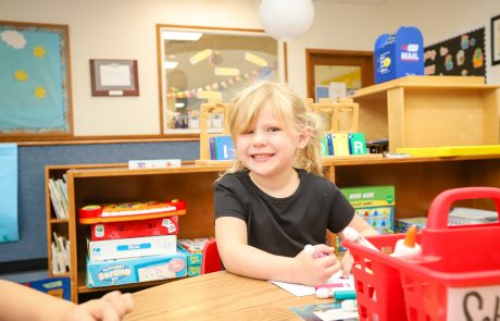 Country Home provides exceptionally small classes to promote individualized care and education